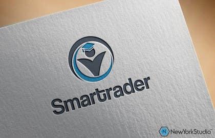 Nro 26 kilpailuun Design a Logo for Stockmarket Website käyttäjältä SergiuDorin