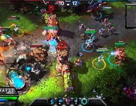 #8 for Gaming Overlay - Heroes of the Storm UI by RetroType