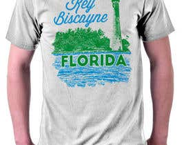 nº 62 pour Design a T-Shirt for Key Biscayne, Florida par GautamHP