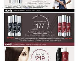 #4 for Design an email Flyer to market an amazing new hair regrowth product by matt3214