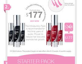 #20 for Design an email Flyer to market an amazing new hair regrowth product by YogNel