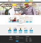 Design a Website Mockup for HireHelp.com için Graphic Design30 No.lu Yarışma Girdisi