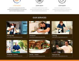 #10 cho Design a Website Mockup for HireHelp.com bởi xsasdesign