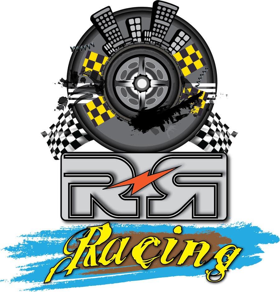 Konkurrenceindlæg #                                        33                                      for                                         Design a Logo for R & R Racing