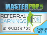 Graphic Design Contest Entry #14 for Design a Banner for Popunder Adnetwork