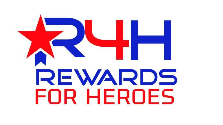 Inscrição nº 15 do Concurso para Design a Logo for rewardsforheroes.com.au