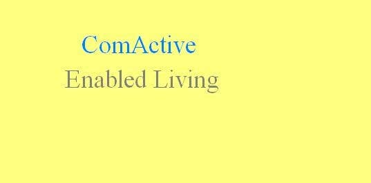 "#18 for Develop a ""tag line"" for Com Active by puresoul"