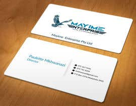 nº 24 pour Design a business card for a holding company par akhi1sl
