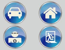 #7 untuk Design nogle Ikoner for app oleh timwilliam2009