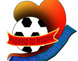 #23 for Design a Logo for football club af Syafiqjos