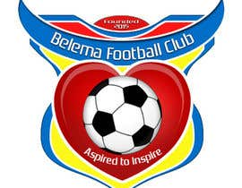 #22 untuk Design a Logo for football club oleh cida2job