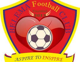 #5 untuk Design a Logo for football club oleh andrei215