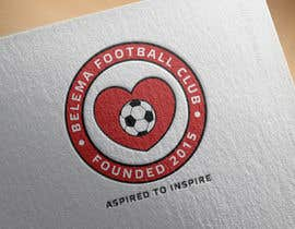 nº 21 pour Design a Logo for football club par RuslanDrake