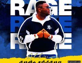 nº 7 pour Rage EP Cover par TuyAnhLee