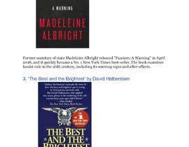 #32 untuk Book recommend oleh antormondol78