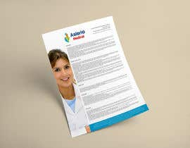 nº 5 pour Design a letterhead and business cards for a medical insurance company par LascoDaniil