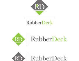 nº 98 pour Design a Logo for Rubber Deck par redclicks