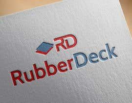 nº 5 pour Design a Logo for Rubber Deck par elena13vw
