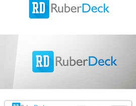 nº 78 pour Design a Logo for Rubber Deck par muhhusniaziz
