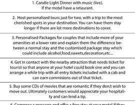 #3 untuk Sales for motel oleh KenanTrivedi