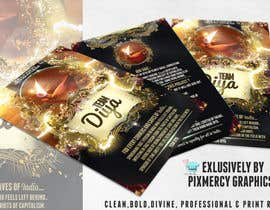 #8 untuk Design a Brochure for Hand Made Diya brochure. oleh pixmercy