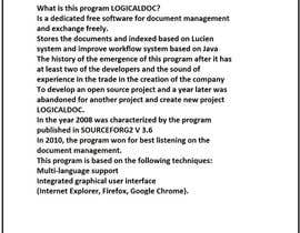 #5 para Write an Article for LogicalDOC por lebloggeurfr
