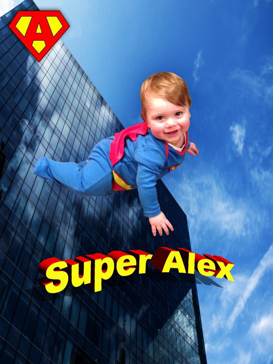 Contest Entry #                                        4                                      for                                         Photoshop: Super Alex