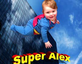 #4 for Photoshop: Super Alex by colcrt