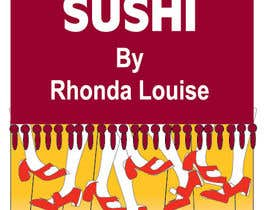 #2 para Design a book cover - Wombat Sushi by Rhonda Louise por tjayart