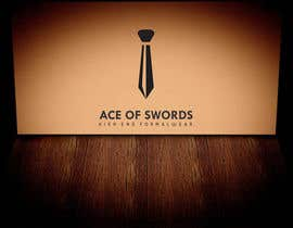 #269 for Design a Logo for Ace of Swords by sdmoovarss