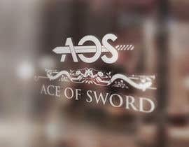 #300 for Design a Logo for Ace of Swords by nikster08