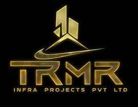 Nro 181 kilpailuun Im looking For Golden Ratio Logo For TRMR (Golden Ratio), TRMR Infra Projects Pvt Ltd  I need two concepts  (Non Golden Ratio) käyttäjältä rashedkhan11919
