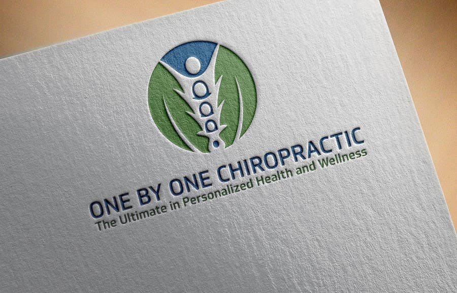 Contest Entry #                                        89                                      for                                         Chiropractic Business Logo