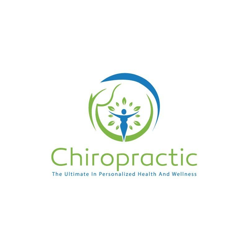 Contest Entry #                                        35                                      for                                         Chiropractic Business Logo