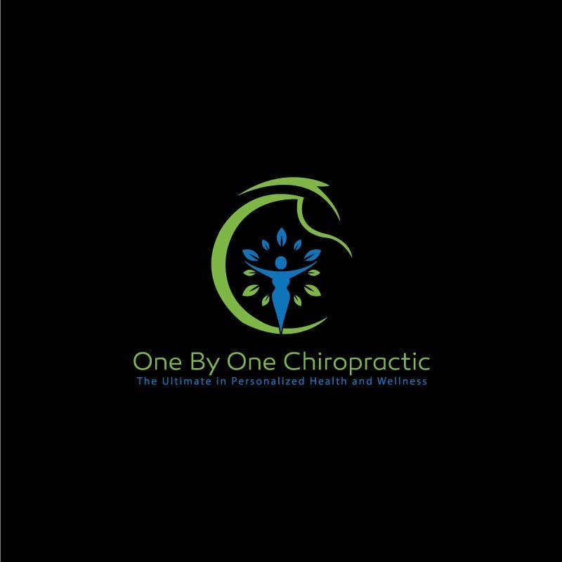 Contest Entry #                                        86                                      for                                         Chiropractic Business Logo