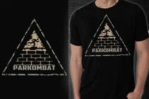 Graphic Design Contest Entry #41 for Design a T-Shirt for Parkombat