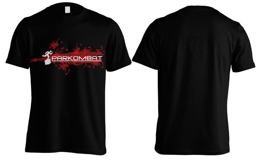 Contest Entry #                                        46                                      for                                         Design a T-Shirt for Parkombat