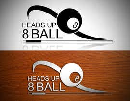 #18 cho Design a Logo for Pool Hall bởi daam