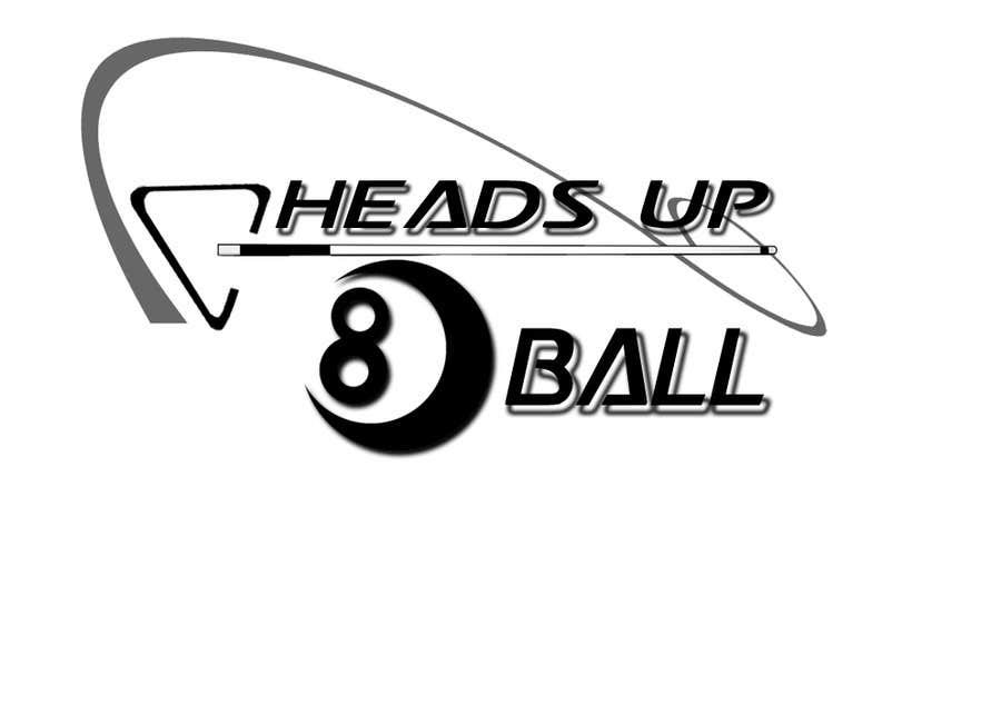 Penyertaan Peraduan #34 untuk Design a Logo for Pool Hall
