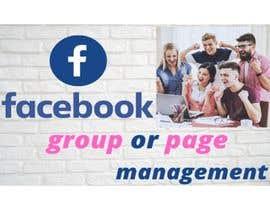 Nro 4 kilpailuun Posting and Managing FB Group käyttäjältä marketeruttam