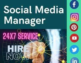 Nro 2 kilpailuun Posting and Managing FB Group käyttäjältä nimeshstudio