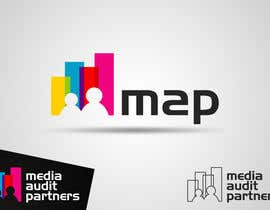 #169 para Design a Logo for MAP por amauryguillen