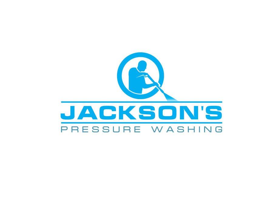 Konkurrenceindlæg #                                        3                                      for                                         Design a Logo for Pressure Washing Business