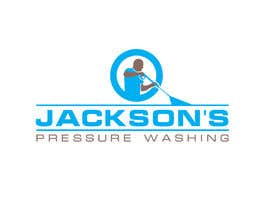 #11 untuk Design a Logo for Pressure Washing Business oleh zaldslim
