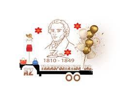 Nro 20 kilpailuun design company logo accourding to honor of Frédéric Chopin käyttäjältä hamadaphone2