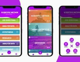 #13 для Complete redesign of mind-mapping mobile application от mrspy006