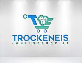 #243 cho Logo for the online shop website trockeneis-onlineshop.at bởi adnanhossain679
