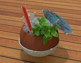 #13 for Create 3D Image of the following drink af minhloser123