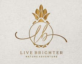 #688 cho Live Brighter Nature Adventure Logo bởi margaretamileska