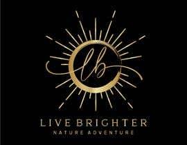 #705 cho Live Brighter Nature Adventure Logo bởi margaretamileska